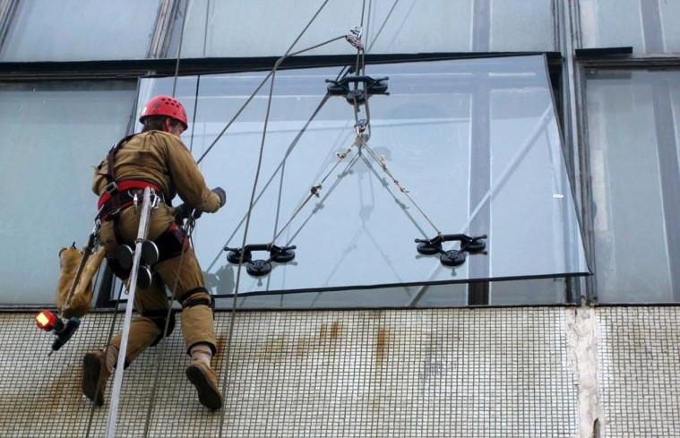 Промышленный альпинизм московская область